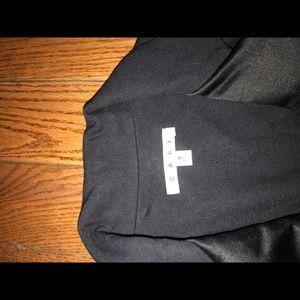 Cabi Black Tuxedo Style Blazer